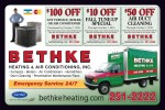 Bethke Heating and Cooling, AC, HVAC