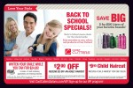 Cost Cutters Hair Salon Coupons
