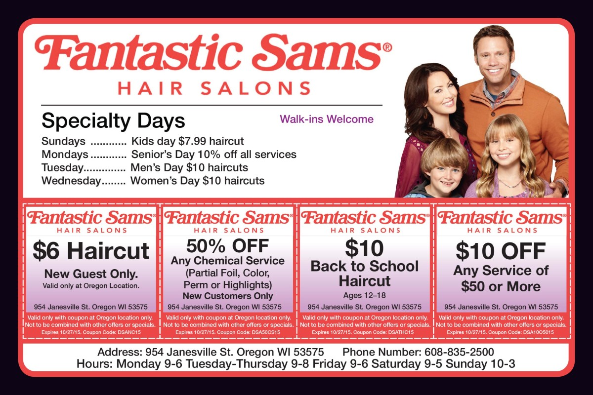 haircut coupons kansas city fantastic sams updo coupons out deals in glasgow 5094