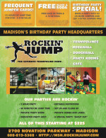 Rockin Jump coupons