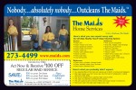 The Maids coupons