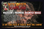 Wisconsin Scaryland, best haunted house madison