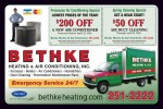 Bethke Heating and Air coupons in March 2016 Dollars and Sense Magazine