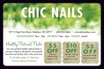 Chic Nails coupons in March 2016 Dollars and Sense Magazine
