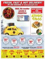 Pizza Pit coupons in March 2016 Dollars and Sense Magazine