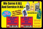 Super Lube coupons in March 2016 Dollars and Sense Magazine