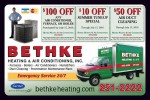 Bethke Heating & Air coupons in May 2016 Dollars & Sense Magazine Madison Wisconsin
