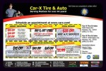 Car-X Tire & Auto coupons in May 2016 Dollars & Sense Magazine Madison Wisconsin