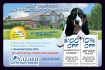 Dog Guard Out of Sight Fencing in May 2016 Dollars & Sense Magazine Madison Wisconsin
