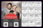 Fantastic Sams Cut & Color hair coupons in May 2016 Dollars & Sense Magazine Madison Wisconsin