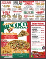 Rocky Rococos pizza coupons in May 2016 Dollars & Sense Magazine Madison Wisconsin