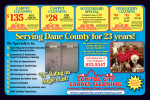 Capitol City Carpet Cleaning coupons in the August 2016 issue of Dollars & Sense Magazine