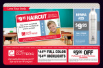 Cost Cutters coupons in the August 2016 issue of Dollars & Sense Magazine