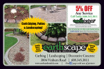 Earthscape coupons in the August 2016 issue of Dollars & Sense Magazine