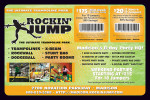 Rockin Jump coupons in the August 2016 issue of Dollars & Sense Magazine