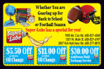 Super Lube coupons in the August 2016 issue of Dollars & Sense Magazine