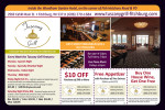 Tuscany Grill coupons in the August 2016 issue of Dollars & Sense Magazine