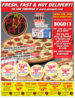 6 Pizza Pizza coupons and promo codes for December Today's top Pizza Pizza coupon: Magical Holiday Deal! 2 Large 2-Topping Pizzas + Magical Holiday Shirt for $ Search for savings from your favorite stores Search! e.g. tarte amazon hudson's bay freebies indigo nike best buy sport chek.