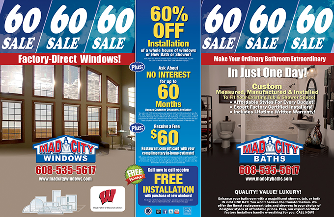 Mad City Windows Remodel Couponsdollars And Sense Magazine