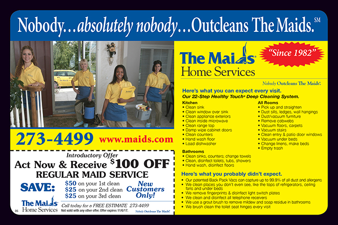 0817 The Maids