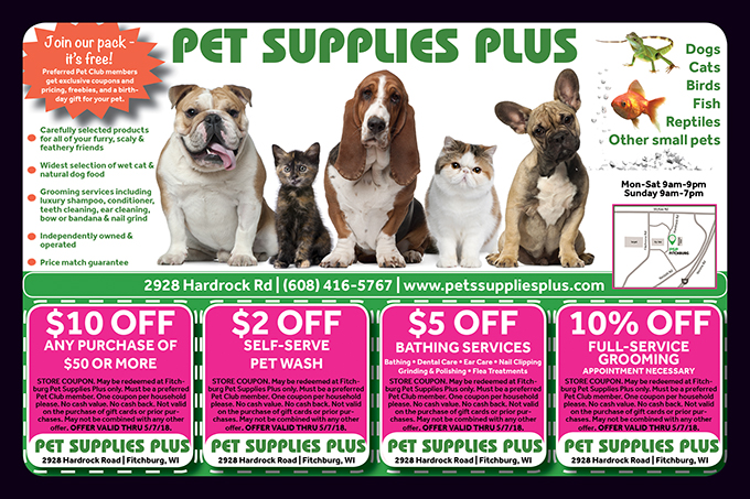 Magazine Of Cat Dog Supplies