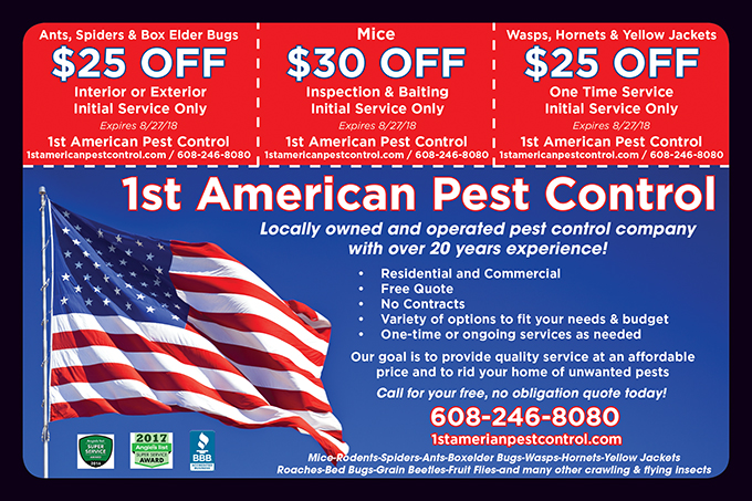 0518 1st American Pest Control