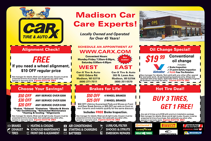 Car Batteries Madison Wi