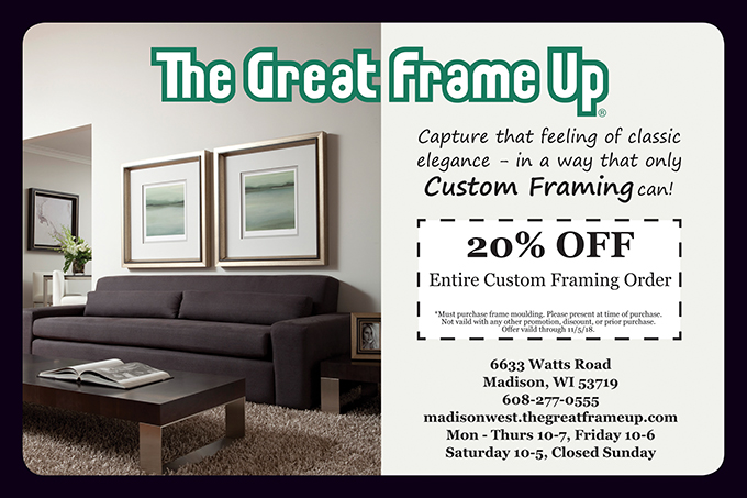 The Great Frame Up Coupons in Dollars and SenseDollars and Sense ...
