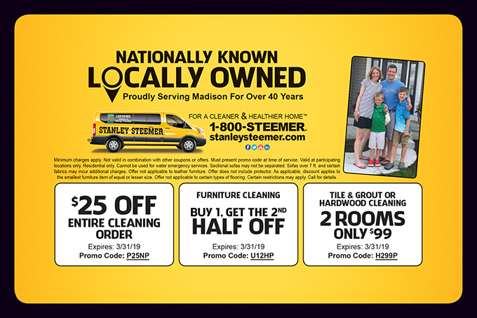 stanley steamers coupons